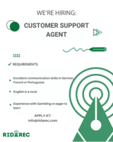 Looking for Customer Support Agent (No Phone Calls)